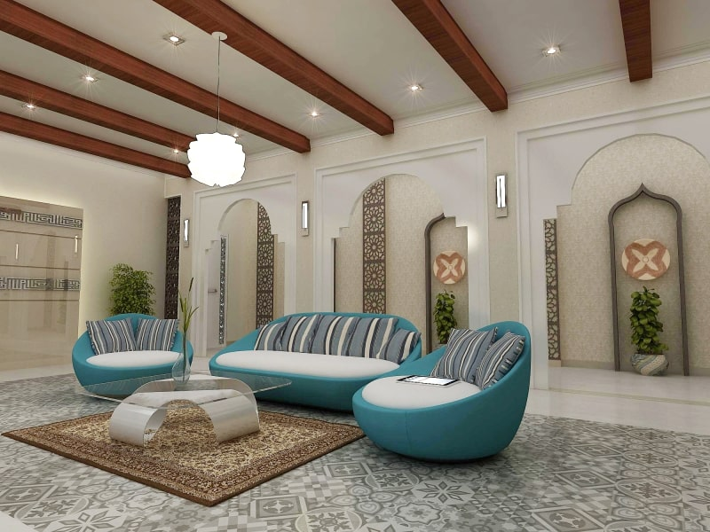 Interior Design Living Room Syamufa Architecture