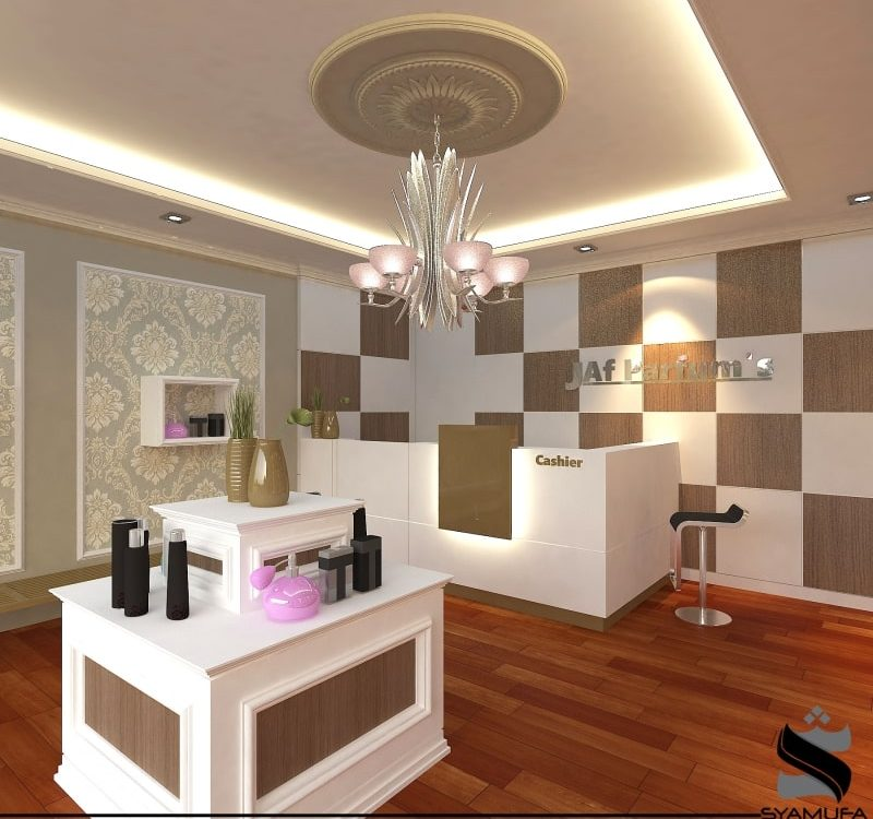interior design loby office