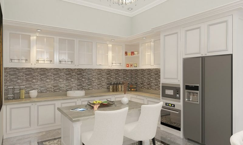 interior design kitchen room